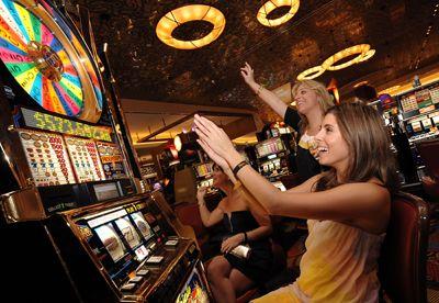 casinos follow the money